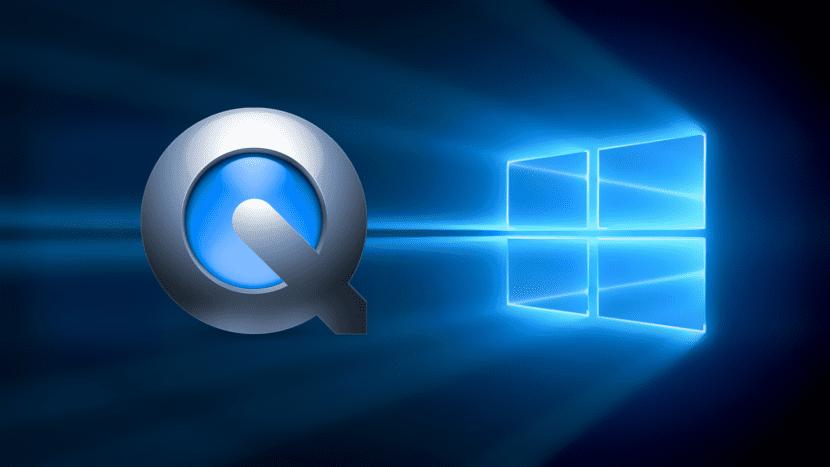 QuickTime en Windows