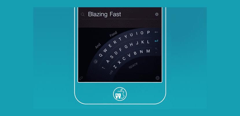 Word Flow, teclado de Microsoft