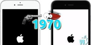 Bug de 1970 muerto