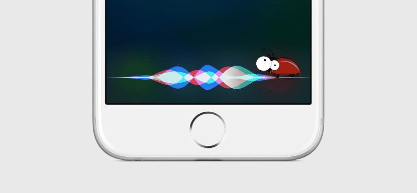 Bug de Siri