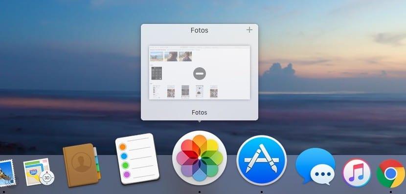 App de fotos para Mac