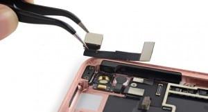 Cámara del iPad Pro de 9.7 pulgadas