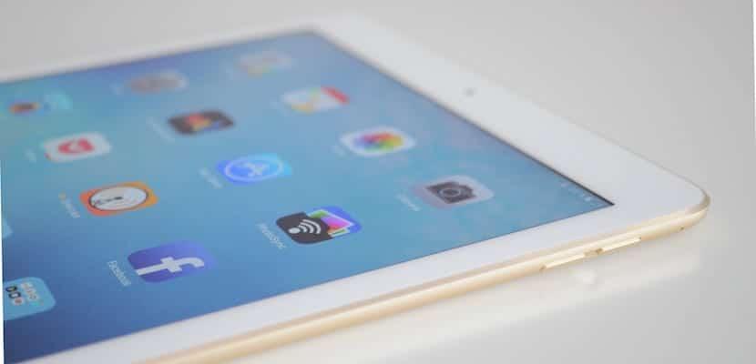 Botones volumen iPad Pro