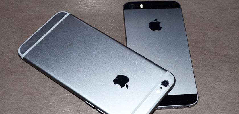 iPhone 6s vs iPhone SE