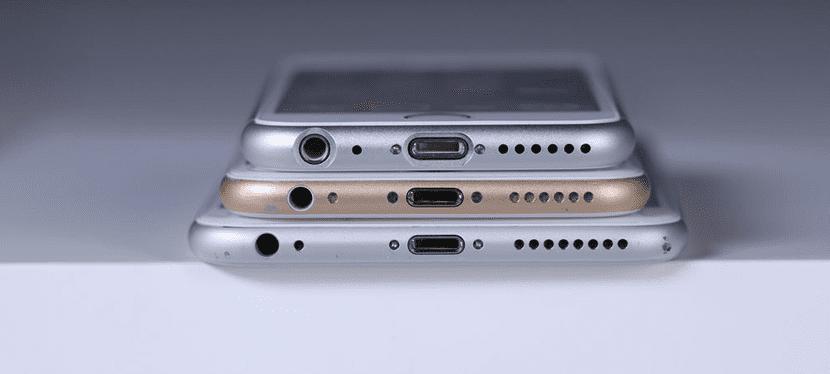 iPhone SE en versión 6SE