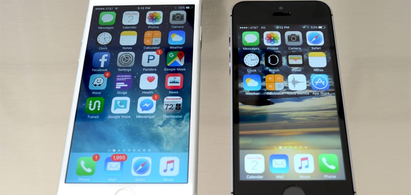 iphone 6 con iPhone SE