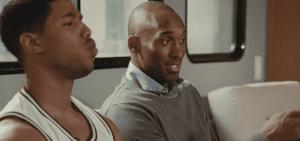 Kobe en el anuncio del Apple TV