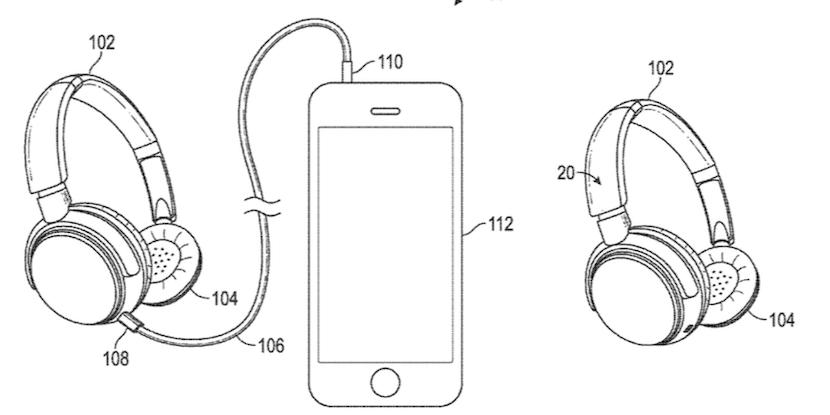 apple patenta unos auriculares con conexi u00f3n bluetooth y cable