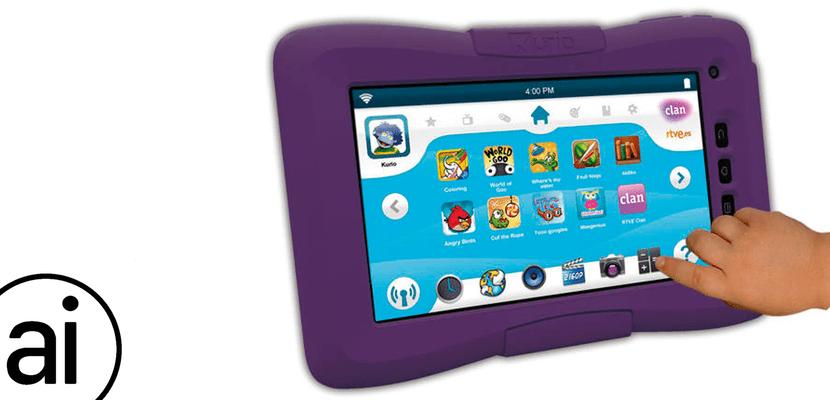 Tablet Clan RTVE para niños