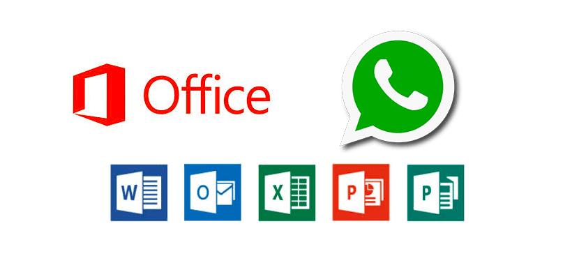 WhatsApp y Office