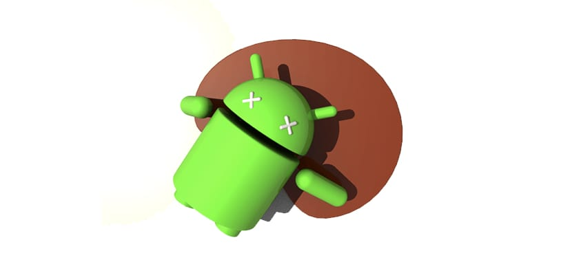 Android herido