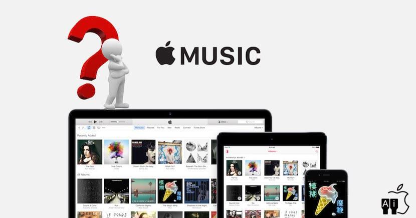 Apple Music Pensando