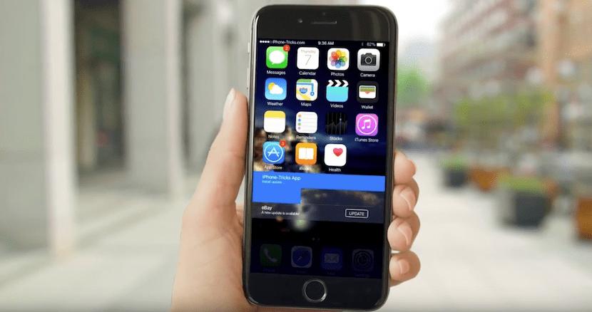 Concepto de iOS 10