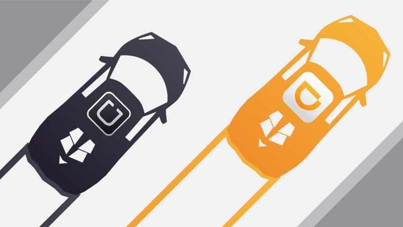Uber y Didi