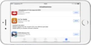Actualización de VLC para iOS