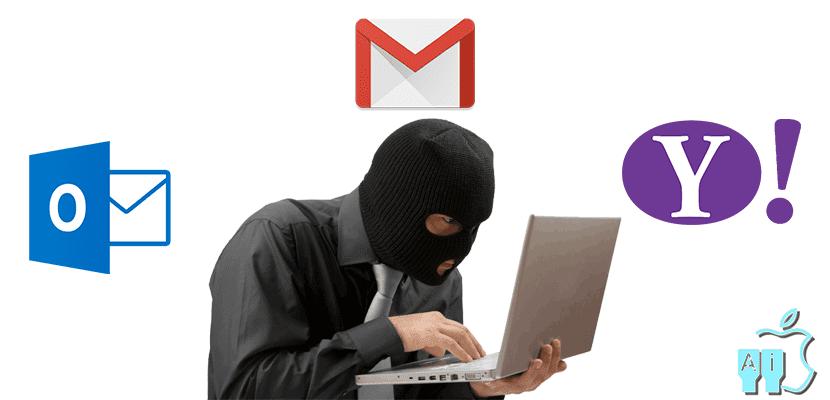 Hacker correo
