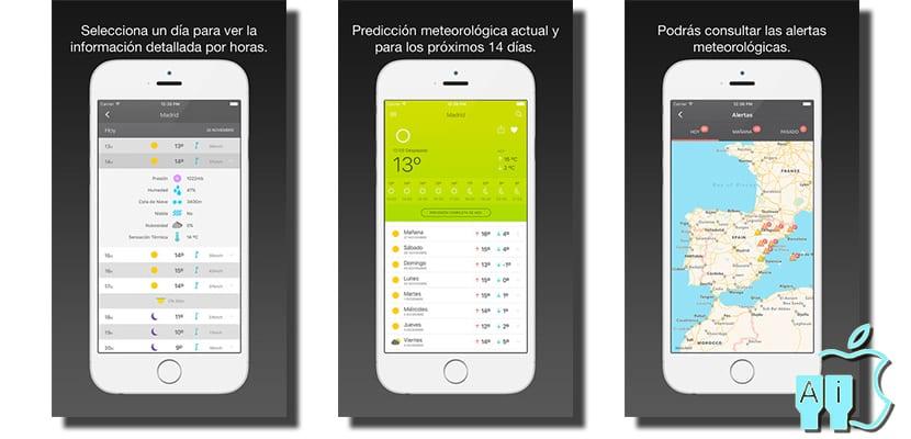 App El Tiempo 14 Días