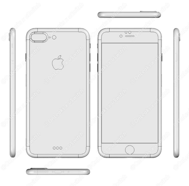 Render iPhone 7 Pro