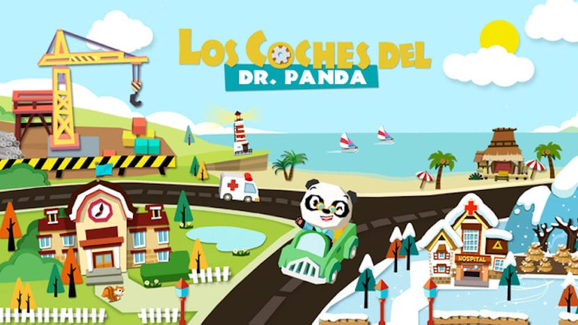los-coches-del-dr-panda