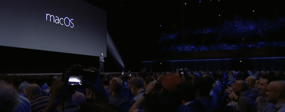 Apple lo hace oficial: Craig Federighi presenta macOS Sierra