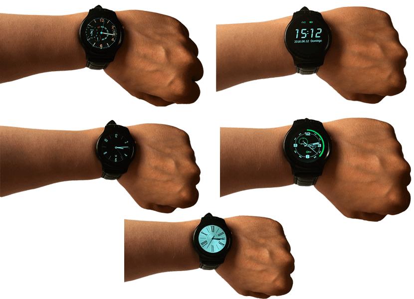 Ulefone Smart Watch GW01