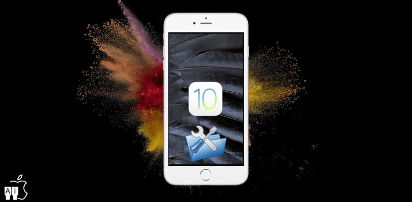 Herramientas para desarrolladores iOS 10