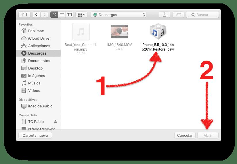 Instalar iOS 10 beta 1