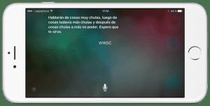 Siri nos da pistas sobre la WWDC