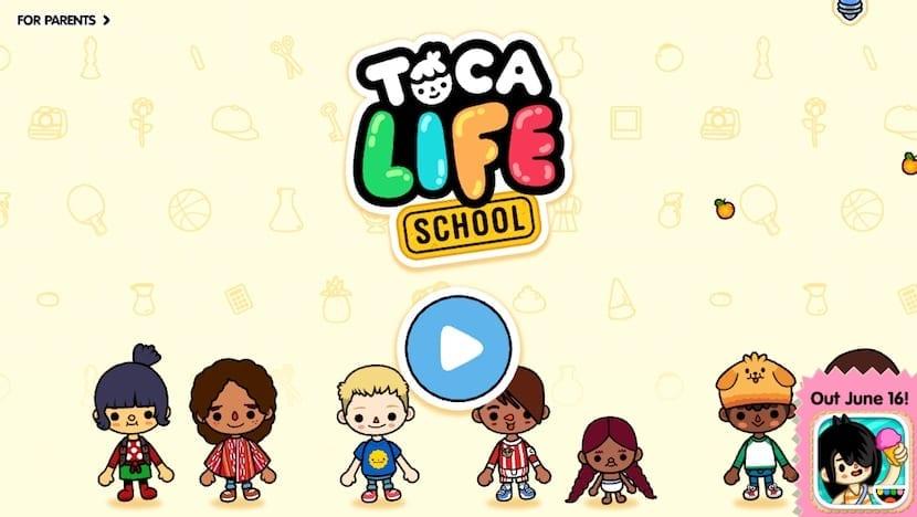 Toca-life-school