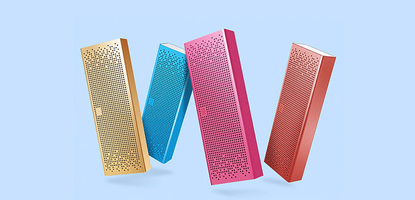 Xiaomi Bluetooth Metal Speaker