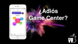 Adiós, Game center