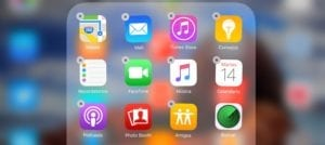 Eliminar aplicaciones nativas de iOS 10