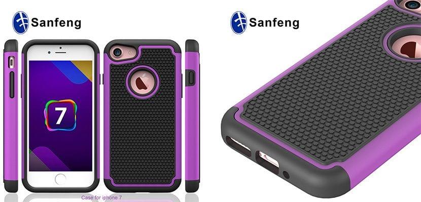 Funda Sanfeng para iPhone 7