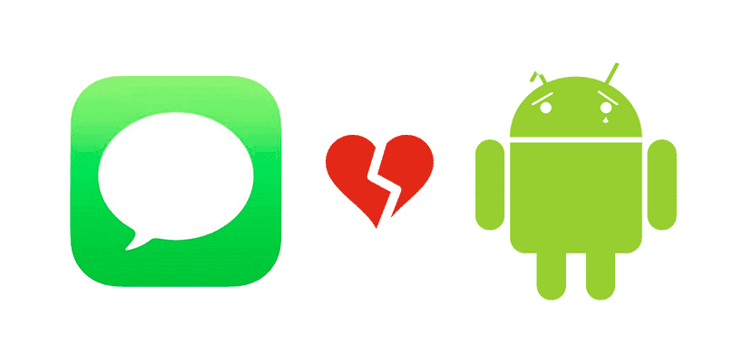 iMessage no llegará a Android