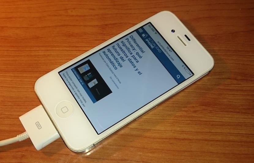 es conveniente comprar hoy un iphone 4
