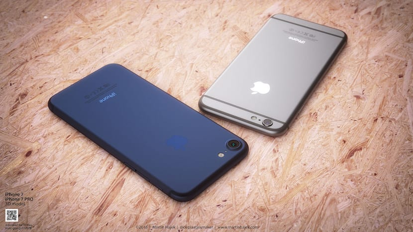 iPhone 7 Deep Blue-7