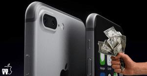 iPhone 7 Pro - Dinero