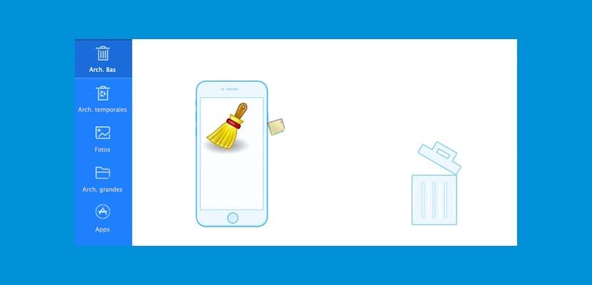 iMyFone Umate libera espacio en tu iPad