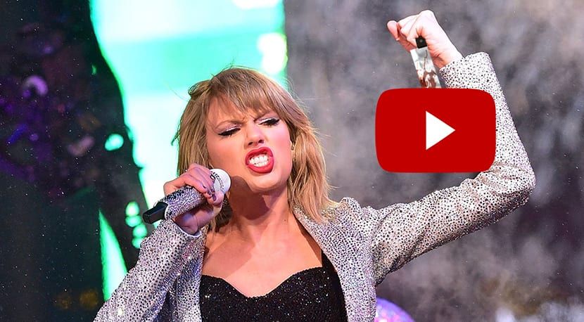 Taylor Swift contra YouTube