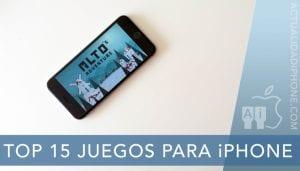 Top 15 Juegos