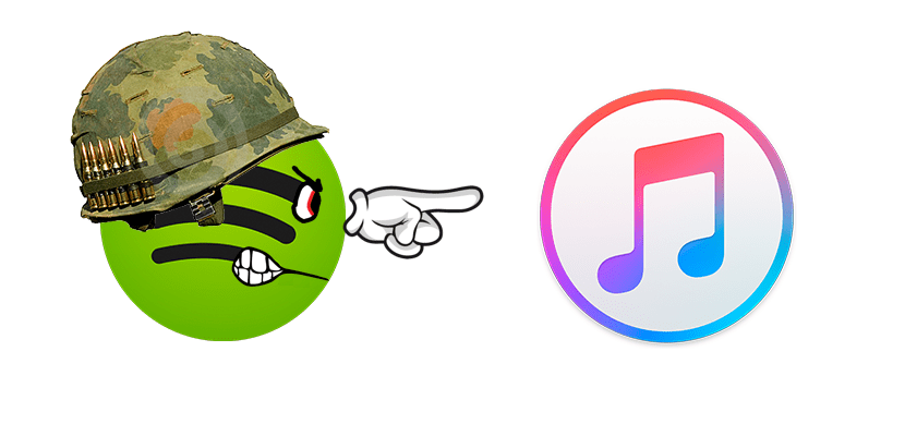 Spotify va a la guerra contra Apple