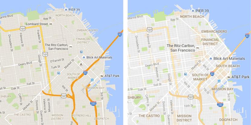 google-maps-nueva-interfaz
