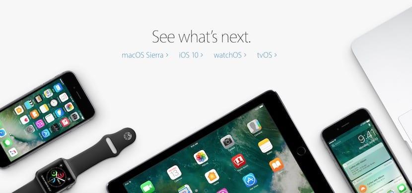 Apple lanza la tercera beta de iOS 10.3.3, watchOS 3.2.3 y tvOS 10.2.2