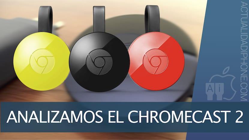 """Chromecast 2, analizamos el """"AirPlay"""" de Google [VIDEO]"""