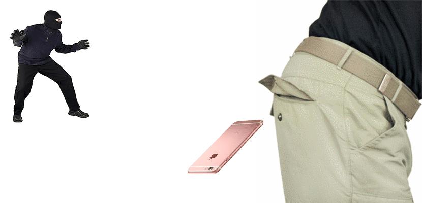 Ladron iPhone
