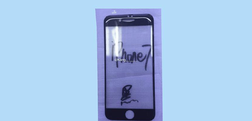 Panel delantero iPhone 7