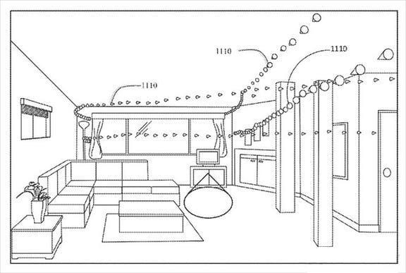 Patente dispositivo de navegación de Realidad Aumentada-2
