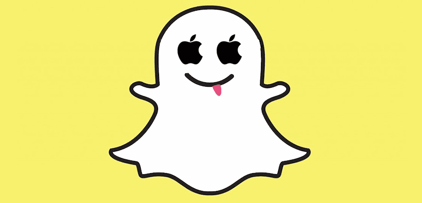Snapchat de Apple