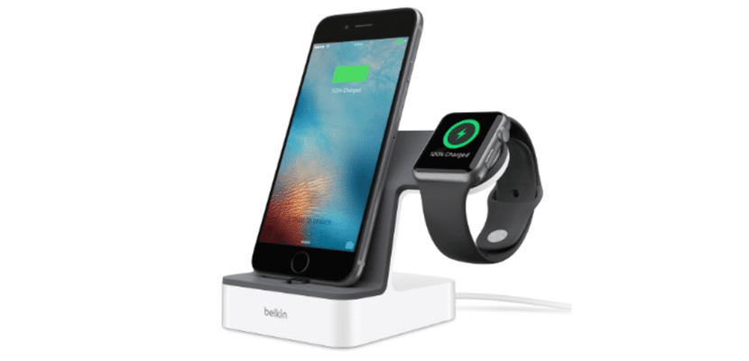 dock belkin apple watch