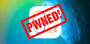 Jailbreak a iOS 9.3.4
